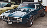 Pontiac Firebird - First Generation