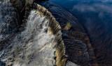 Waterfall/Dam - Schreeder Pond