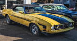 1973 Ford Mustang (last of the first generation Mustangs-1965-75)