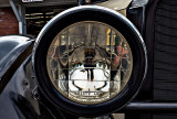 Headlight - 1924 Studebaker Big Six Touring
