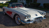 1958 Chevy Corvette - a jewel