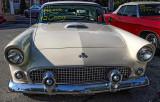 1955 Ford Thunderbird-the original 2 views