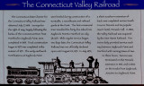 Connecticut Valley Railroad - photo below