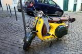 Vespa in Lisbon