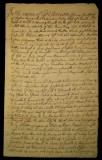 1740 Will of James Jackson - Goshen, NY