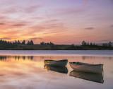 Rusky Row Boats