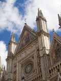 20160822_015336 Orvieto Cathedral, Detail Of The Front