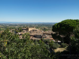 20160823_015467 A View Of The Village And The Valley Below