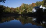 October Morning at Eccopond 2560x1600