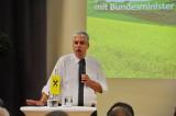 Sommergespräch in der LFS Warth mit Finanzminister Schelling, 13. Juli 2017