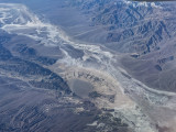 Death Valley from 37,000 Feet