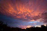Summer Monsoon Sunset