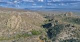Mono Lake Drone Vista