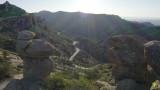 Bird's Eye View of Catalina Highway