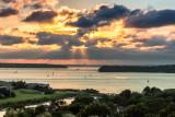 Northport Harbor Sunset