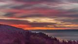 Cape Breton, Nova Scotia Sunset