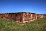 Fort Morgan, Southeast Bastion