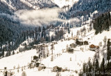 Tyrolean Snowscape