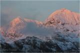 Dawn Crib Goch and Snowdon