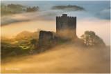 Dolwyddelan castle - Inversion wrap