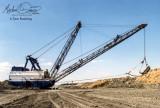 Arch of Illinois Bucyrus Erie 2570-W (Captain Mine)