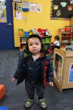 at day care...