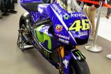 The Doctor Valentino Rossi, Yamaha Rancing MGP