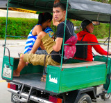 Taxi particulares, Santa Clara, Cuba