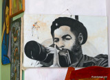 Che Guevara the photographer