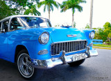 Taxi @ Vinales, Pinar Del Rio, Cuba