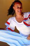 The Dancer, Trinidad, Cuba