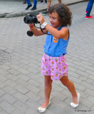 The tiny photographer