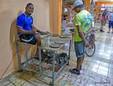 Hands made pottery, Trinidad,Cuba