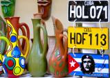Hand Made Pottery Alfarero Casa Chichi Trinidad,Cuba