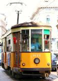 Milan urban tramway