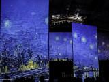Imagine Van Gogh à La Villette