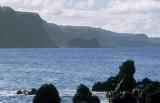 03C-31-Moku Holua Islet, across Nua`ailua Bay