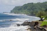 C1550 Shoreline of Tahiti-Nui