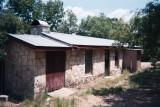 Original rock cabin from 1940's