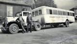 Car d'Aulnay a Paris - 1933