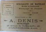 Matelassier Denis