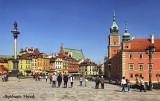 Castle Square ~ Warsaw