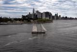 Lower Manhattan and Ellis Island