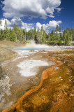 Colours of Yellowstone