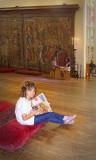 Enjoying Hampton Court Palace