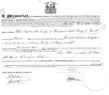 Homestead Deed, 17 June 1857 - Robert Johnston