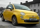 Yellow car
