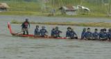 Boat race, Thai police