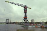 Voormalige scheepshelling NDSM Amsterdam