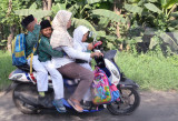 Indonesia from the Passenger Seat 2017